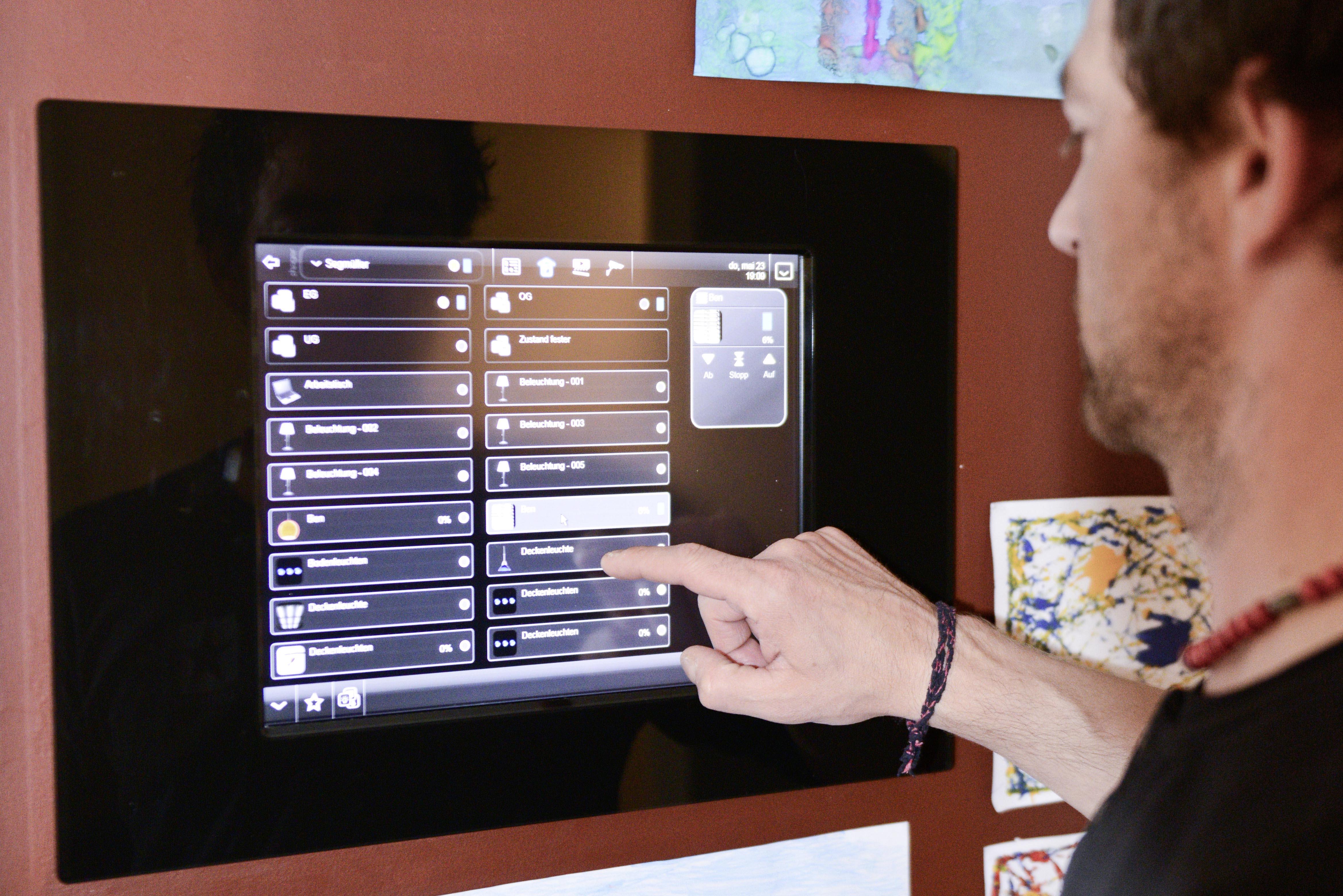 Dienstleistungen - Gebäudeautomation