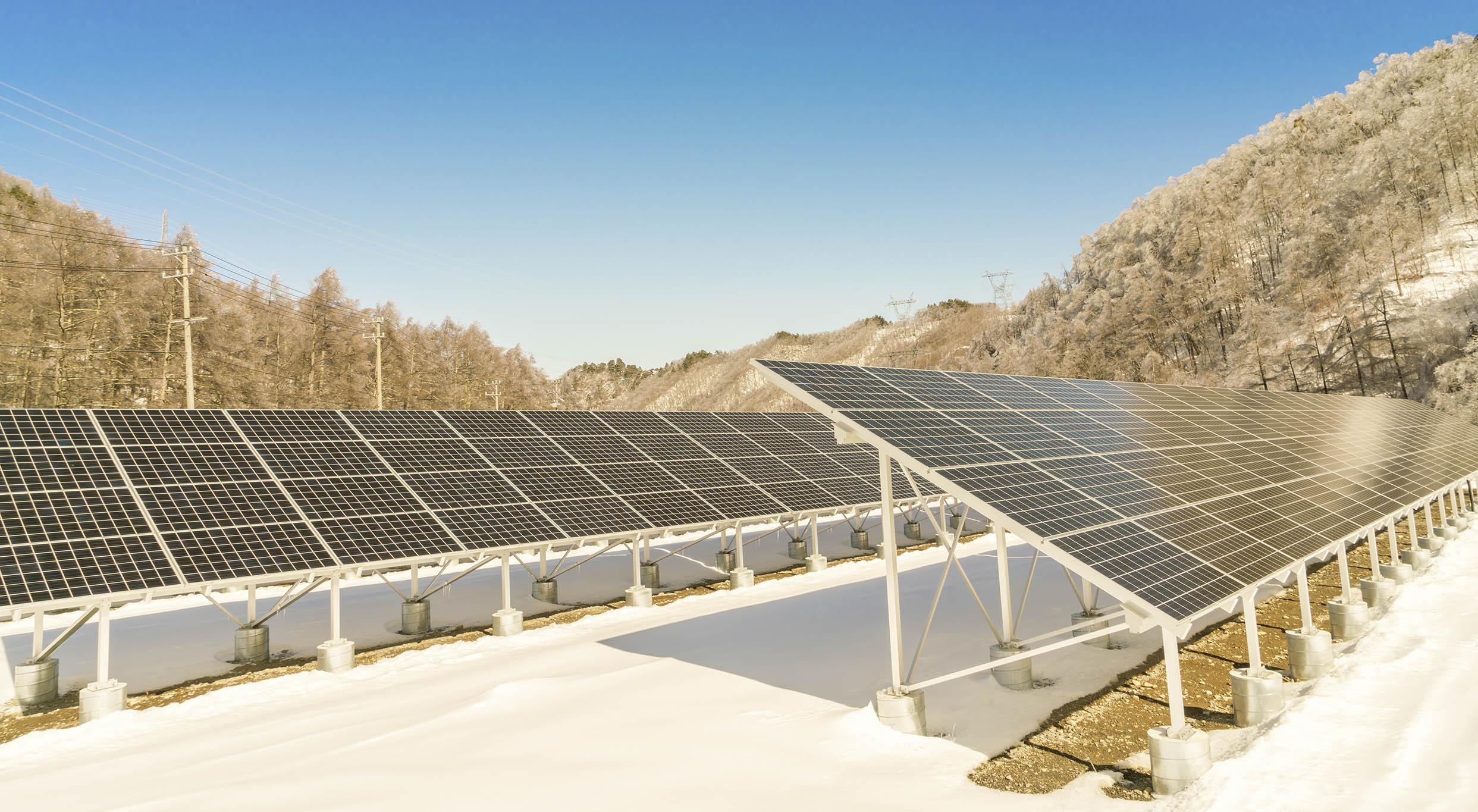 Dienstleistungen - Photovoltaik